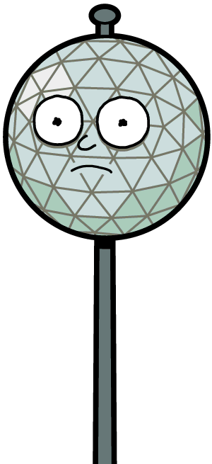 Ball Drop Morty