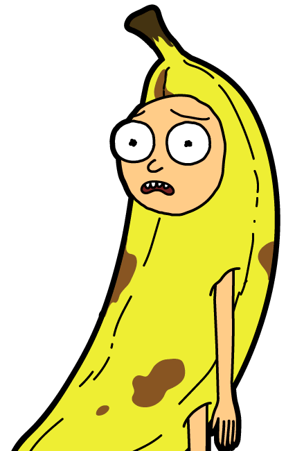 Banana Morty