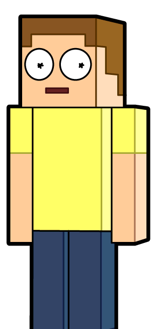 Blocky Morty