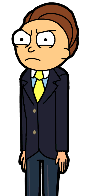 Business Morty