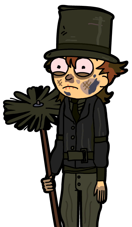 Chimney Sweep Morty