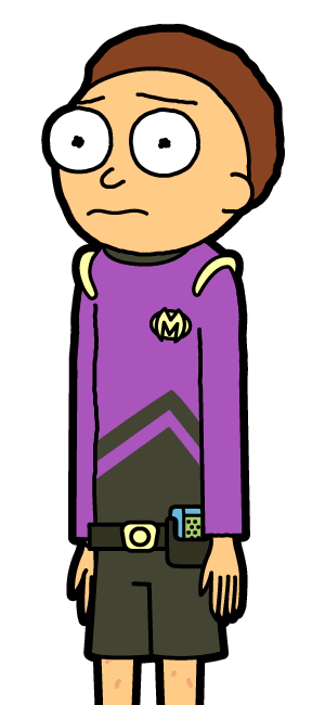 Crewman Morty