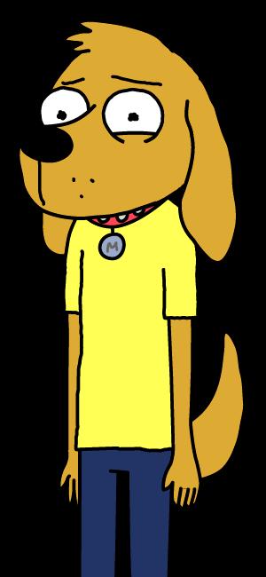 Mortys Dog Name