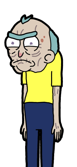 Geriatric Morty