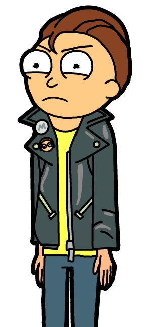 Greaser Morty