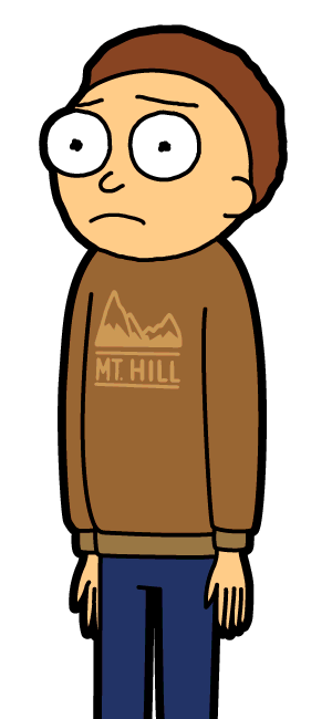 Mountain Sweater Morty