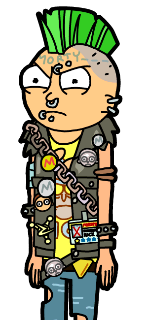 Punk Morty