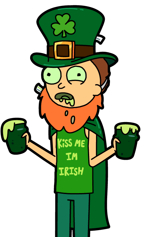 St Patrick Morty