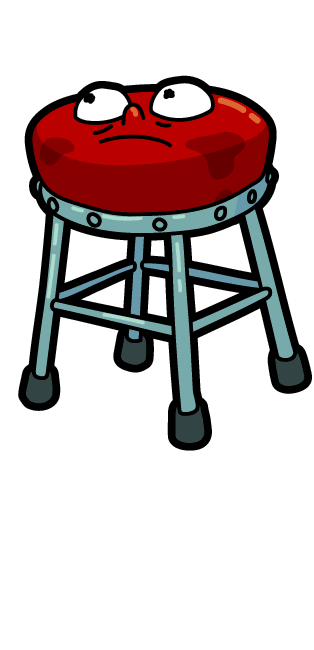 Stool Morty