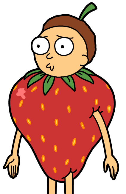 Strawberry Morty