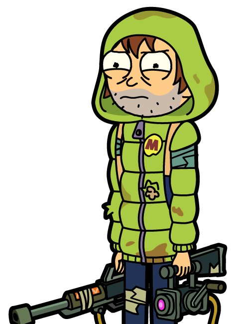 Survivalist Morty