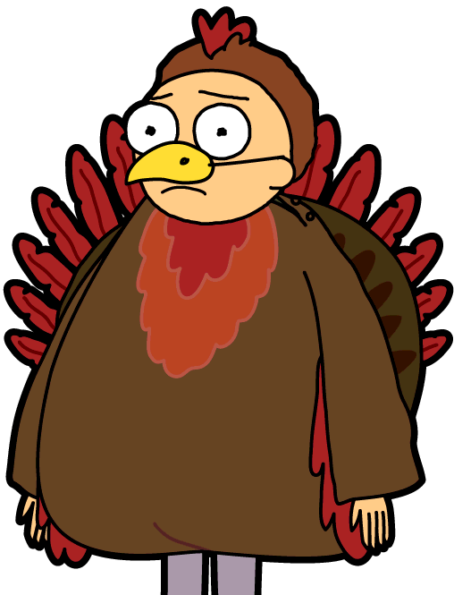 Turkey Morty
