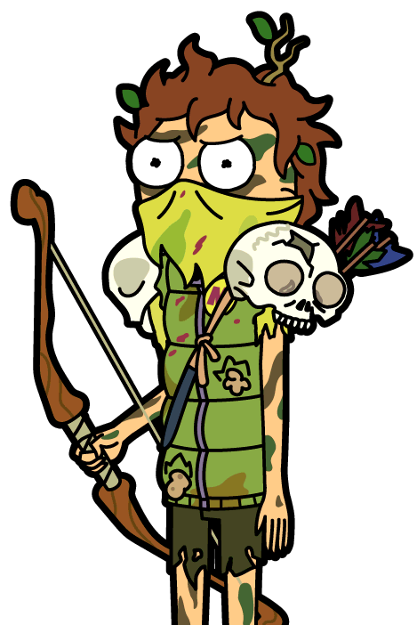 Wild Man Morty