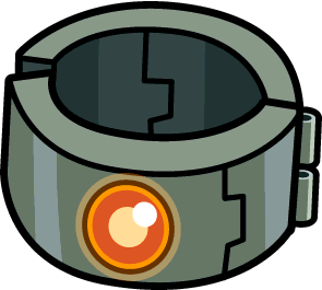 Time Crystal Items Pocket Mortys
